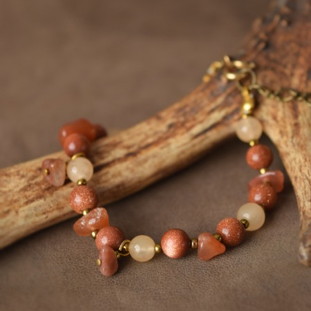 lorliaswood_bracelet_goldstone_sables_or